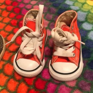 Baby sneakers -Converse